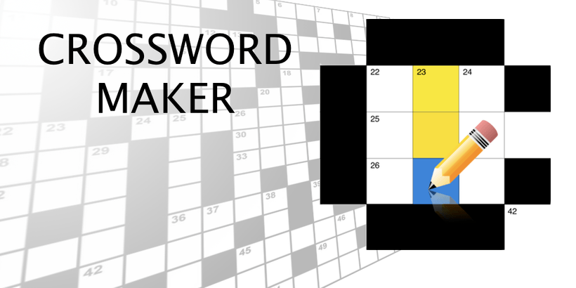 make your own crossword puzzle