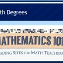 Image for Mathematics 101 — Leading sites for math teachers [Petersen]
