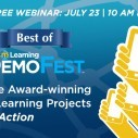 Image for Free Webinar: Best of mLearning DemoFest Webinar 2014