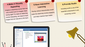 Image for 6 E-learning Design Elements – An Infographic