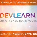 Image for Explore the New Learning Universe at DevLearn 2014: $200 Discount Ends Friday!