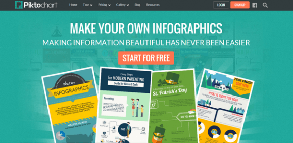 Image for Learn How To Create An Infographic Using Piktochart With Our New Course