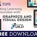 Image for Free eBook: 61 Tips for Making Learning Memorable with Graphics and Visual Design