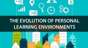Image for The evolution of personal learning environments