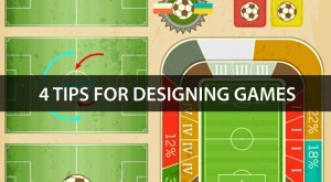 Image for 4 Tips For Designing Games