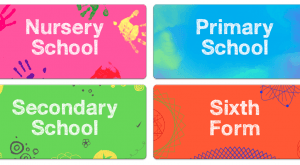 Image for Education sections on App Store updated