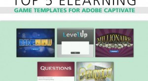 Image for Top 5 eLearning Game Templates for Adobe Captivate