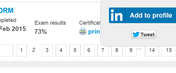 how to add degree to linkedin