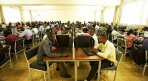 Image for Out of Africa: e-learning makes further education a reality for tens of thousands