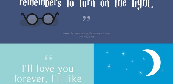 Inspiring Children's Book Quotes Infographic - e-Learning Feeds