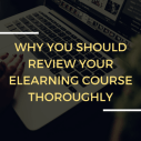 Image for 5 Reasons An eLearning Course Review Is Essential