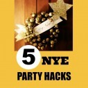 Image for 5 party hacks to welcome 2016 in style