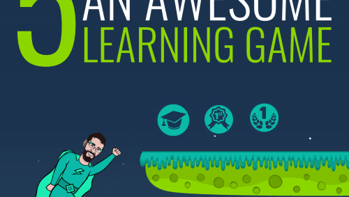 Image for 5 things that make an awesome learning game