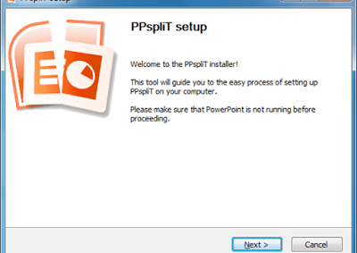 Image for How to split PowerPoint animations into different slides