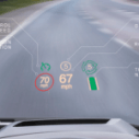 Image for Augmented windscreens provide immersive motoring
