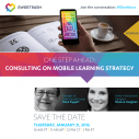 Image for One Step Ahead: Consulting On Mobile Learning