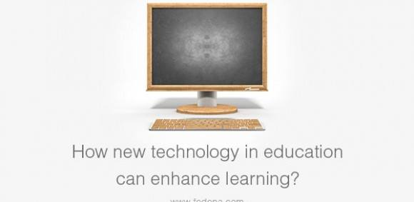Image for How new technology in education can enhance learning?