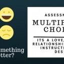 Image for Top 5 Rules for Great Multiple Choice Questions