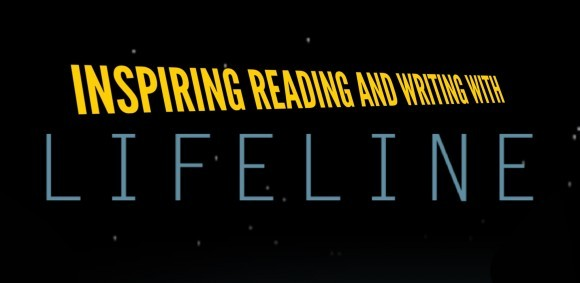 Image for Inspiring reading and writing with the Lifeline App
