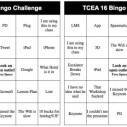 Image for Official  Bingo for those attending the TCEA 16 convention next...