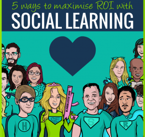 Image for 5 ways to maximise ROI with social learning