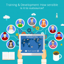 Image for Training & Development: How sensible is it to outsource?