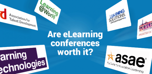 Image for Are eLearning conferences worth it?