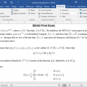 Image for MathType 6.9 for Windows: Office 2016 support and more!