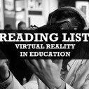 Image for Reading List: Virtual Reality in Education