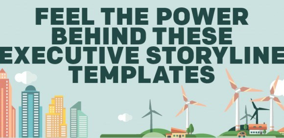 Image for Feel the Power Behind These Executive Storyline Templates