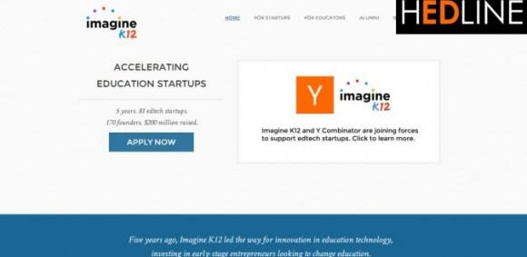 Image for Imagine K12 merges with Y Combinator