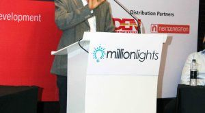 Image for Millionlights TV Channel goes live