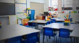 Image for Smart classroom furniture fot the 21st century students