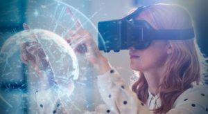Image for Virtual Reality in education brings the future closer