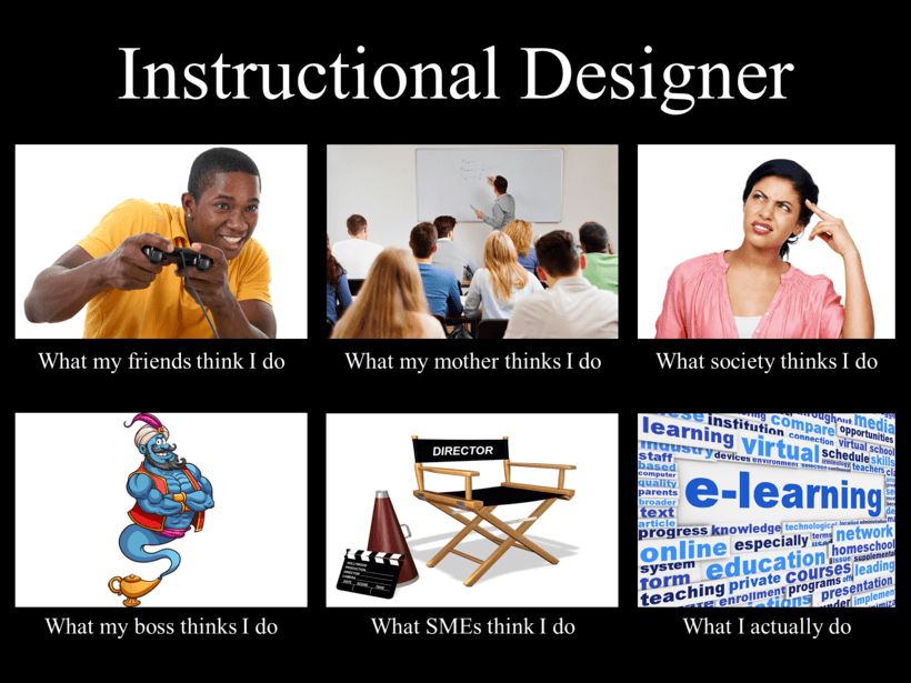 What Instructional Designers Really Do E Learning Feeds