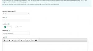 Image for New functionality: multi-language