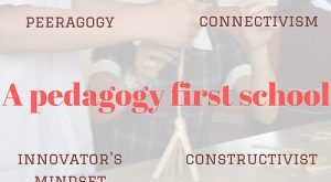 Image for A Pedagogy First School