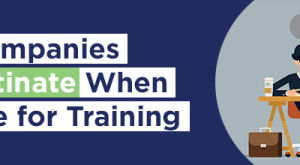 Image for Why Companies Procrastinate When it's Time for Training