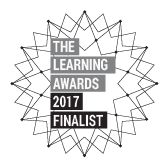 Image for Wranx announced as a finalist for The Learning Awards!
