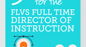 Image for Meet the FLVS Full Time Director of Instruction