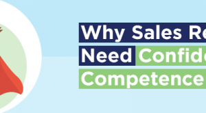 Image for Why Sales Reps Need Confidence and Competence