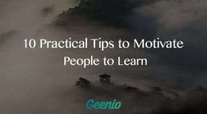 Image for 10 Practical Tips To Motivate People To Learn
