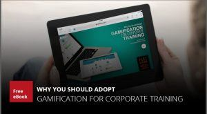 Image for Free eBook: Why You Should Adopt Gamification For Corporate Training