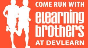 Image for Come Run with Us at DevLearn 2016!