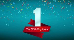 Image for Anniversary edition: Top 10 posts of the NEO Blog