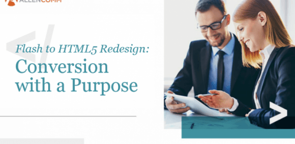 Image for Free eBook – Flash To HTML5 Redesign: Conversion With A Purpose
