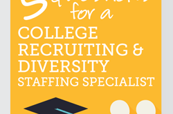 Image for Meet our College Recruiting and Diversity Staffing Specialist