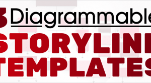 Image for 3 Diagrammable Storyline Templates