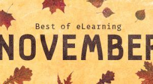 Image for The Best of eLearning in November 2016