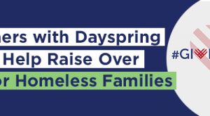 Image for BLP Partners with Dayspring Center to Help Raise Over $29,000 for Homeless Families
